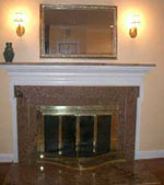 Fireplace Surrounds Fredericksburg Virginia