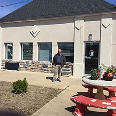 Storefront Fredericksburg Virginia