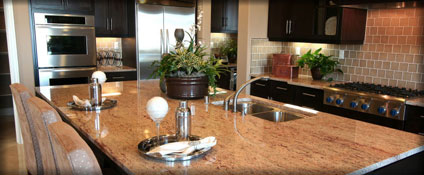 Granite Kitchen Tile Installation Showroom Fredericksburg Virginia